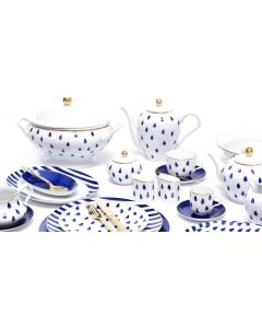 Atlantic Porcel Table Set of 52 pcs