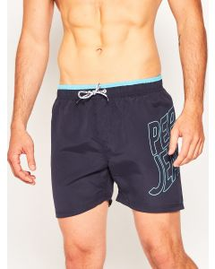 PEPE JEANS- FIN NAVY SHORT