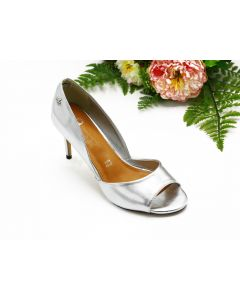 RB-WOMEN SHOES-IBISCO SHOES-ARGENTO