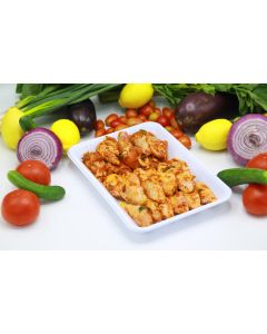 CHICKEN WINGS MARINATED per kg