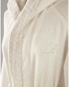 Blumarine Croisette Medium Perla Bathrobe