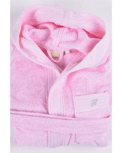Blumarine Ely Medium Orchidea Bathrobe