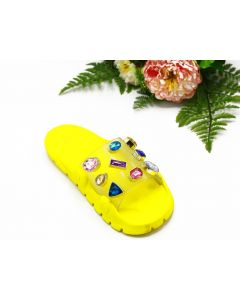 RB-WOMEN SHOES-SONAR- GIALLO