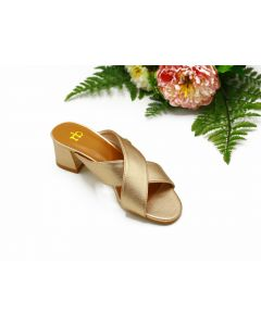 RB-WOMEN SHOES-YM-ZUBAIDA-ORO/ROSA