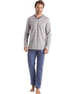 HANRO PAJAMA MADU SAILOR STRIPE