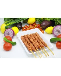Marinated lamb kabab per kg