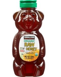 KIRKLAND ORGANIC RAW HONEY 680G