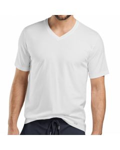 Hanro Living T-Shirt short-sleeved V-Neck