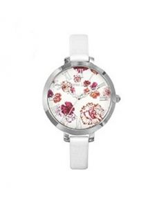CHRISTIAN LACROIX Women Caribe White Watch