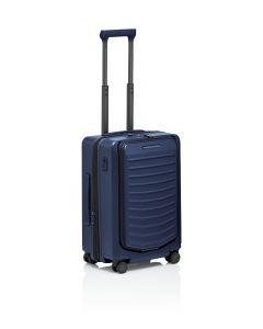 PORSCHE DESIGN- ROAD. HC 4W TROLLEY S- DARK BLUE