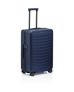 PORSCHE DESIGN- ROAD. HC 4W TROLLEY M- DARK BLUE