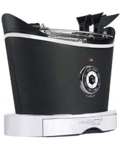 BUGATTI VOLO TOASTER UK PLUG- BLACK