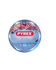 PYREX QUICHE FLAN DISH 28CM 1.4LT