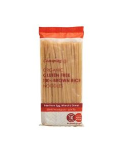 CLEARSPRING ORGANIC BROWN RICE NOODLES 200G