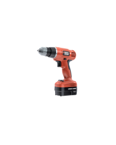 BLACK & DECKER CORDLESS 12V 1AH NI-CD DRILL DRIVER 1 BATTERY EPC12CA-GB