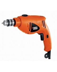 Black and Decker 480W HD4810 Hammer Drill is a powerful 2 in 1 tool