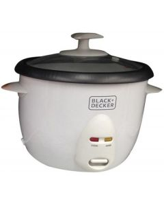 Black & Decker  Automatic Rice Cooker 1.0L
