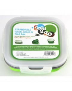 Good 2 go Square Container Green, 220 ml