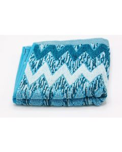 CANNON- TOWEL 70*140 TERRY 100%COTJAQ DIAMOND /ZA MODEL/ NAVY