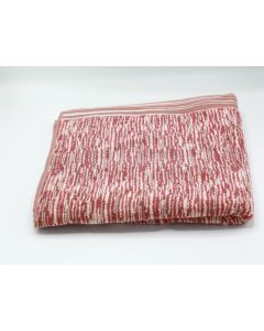 CANNON- TOWEL 70*140 TERRY 100%COTJAQ DIAMOND /WBR MODEL/ ROSE