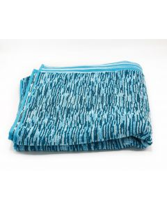 CANNON- TOWEL 70*140 TERRY 100%COTJAQ DIAMOND /WBR MODEL/ NAVY