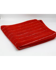 CANNON- TOWEL 50*100 TERRY 100%COT /19-STP MODEL/ BURGANDY