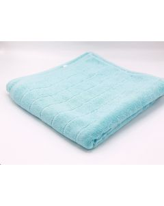 CANNON- TOWEL 50*100 TERRY 100%COT /19-STP MODEL/ BLUE