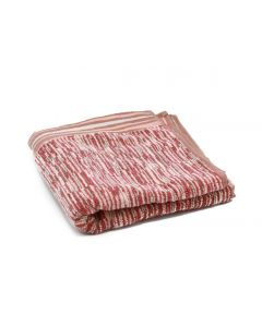 CANNON- TOWEL 50*100 TERRY 100%COTJAQ DIAMOND /WBR MODEL/ ROSE