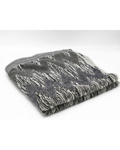 CANNON- TOWEL 70*140 TERRY 100%COTJAQ DIAMOND /ZA MODEL/ GREY