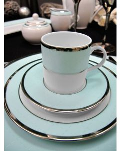 Porcel Ethereal Blue Dinnerware Set