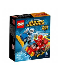 LEGO Mighty Micros: The Flash vs. Captain Cold