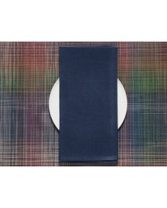Chilewich Single Sided Napkins (Blue) 8 Pieces