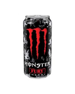 MONSTER FURY ENERGY 440ML (x6 cans)