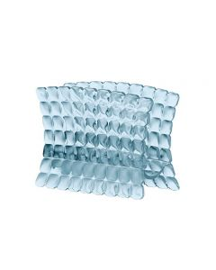 GUZZINI TABLE NAPKIN HOLDER TIFFANY - SEA BLUE