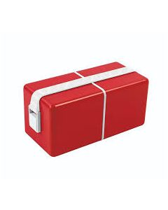 GUZZINI- LUNCH BOX O EAT- RED