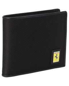 Ferrari Luxury Collection Utility Wallet With Credit Card