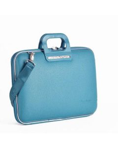 BOMBATA FRIENZE-CLASSIC BRIEFCASE 15 INCHES-TEAL