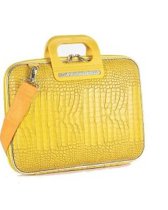 BOMBATA SIENA-COCCO BRIEFCASE 13 INCHES-YELLOW