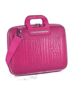 BOMBATA SIENA-COCCO BRIEFCASE 13 INCHES-PINK