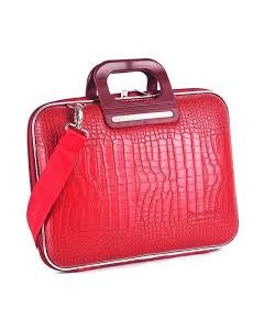 BOMBATA SIENA-COCCO BRIEFCASE 15 INCHES-RED