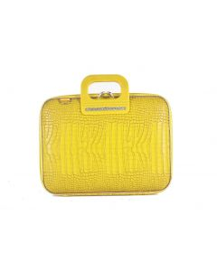 BOMBATA SIENA-COCCO BRIEFCASE 15 INCHES-YELLOW