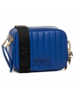Versace Jeans Couture Nappa Quilted Crossbody Bag