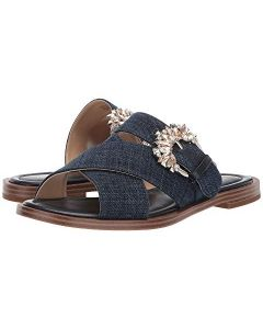 Michael Kors Frieda Slide Flat Sandals