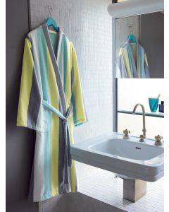 Yves Delorme Spatial Ice Bath Robe