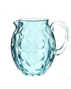 GUZZINI PITCHER VENICE- BLUE