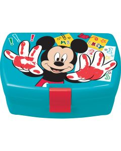 Disney Mickey Latch Sandwich Box