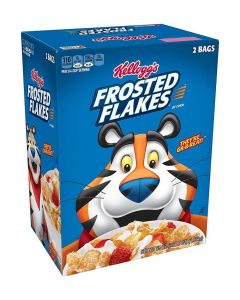 KELLOGGS FROSTED FLAKES 2 BAGS 1.56KG