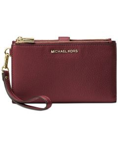 Michael Kors Double Zipped Wristlet