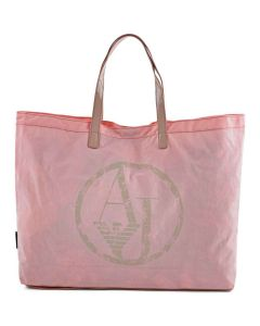 Armani Jeans Women Woven Shopping Bag