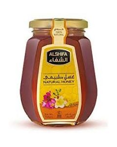 AL SHIFA NATURAL HONEY 75G